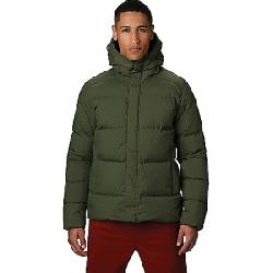 Mountain Hardwear Men's Glacial Storm Jacket Dark Army