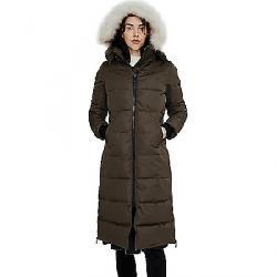 NOIZE Women's Winter Jacket Forest