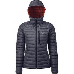 Rab Women's Microlight Alpine Jacket Steel / Passata