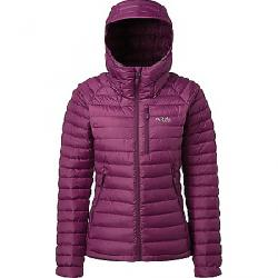 Rab Women's Microlight Alpine Jacket Violet / Dark Violet