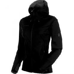Mammut Women's Ultimate V SO Hooded Jacket Black / Black