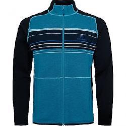 Elevenate Men's Merino Fusion Jacket Blue Sapphire