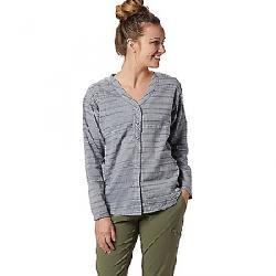 Mountain Hardwear Women's Palisade LS Shirt Zinc