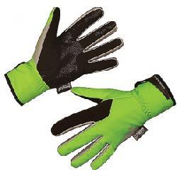 Endura Men's Deluge II Glove Hi-Viz Green