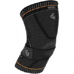 Shock Doctor Ultra Compression Knit Knee Support w/Patella Gel Su Black / Grey