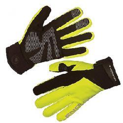 Endura Men's Strike II Glove Hi-Viz Yellow