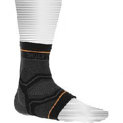 Shock Doctor Ultra Compression Knit Ankle Support w/Gel Support Black / Grey