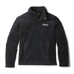 Columbia Youth Steens Mtn1/4 Snap Fleece Pull-Over Black