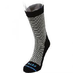 Fits Casual Crew Sock Black / Desert Sage