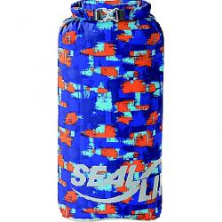 SealLine Blocker Dry Sack Pack Blue Camo