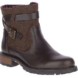 Merrell Women's Legacy Buckle Waterproof Boot Bracken