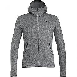 Salewa Men's Puez WO Full Zip Hoody Flint Stone Melange