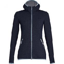Salewa Women's Puez WO Full Zip Hoody Premium Navy Melange