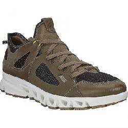 Ecco Men's Omni-Vent Air Shoe Tarmac/Black/Sulphur