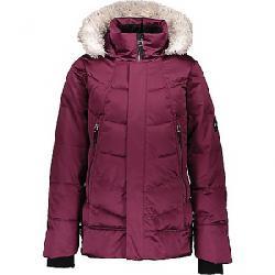 Obermeyer Teen Girl's Meghan Jacket Drop the Beet