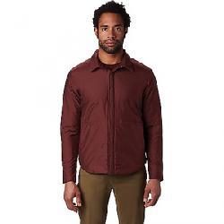 Mountain Hardwear Men's Skylab Overshirt Dark Umber