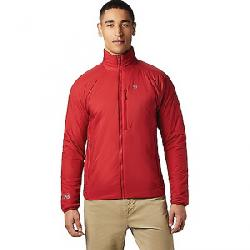 Mountain Hardwear Men's Kor Strata Jacket Dark Brick