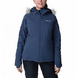 Columbia Women's Alpine Slide Jacket Nocturnal / Dark Nocturnal Heather