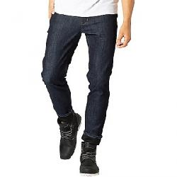 DU/ER Men's Performance All-Weather Denim Slim Pant Heritage Rinse