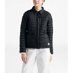 The North Face Women's ThermoBall Eco Snap Jacket TNF Black