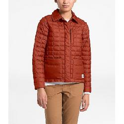 The North Face Women's ThermoBall Eco Snap Jacket Picante Red Heather