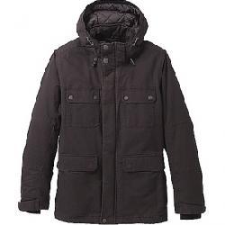 Prana Men's Bronson Towne Jacket Charcoal