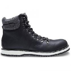 Wolverine Men's Sidney 6 Inch Hiker Boot Black Leather
