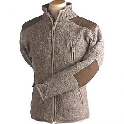Laundromat Men's Oxford Fleece Lined Sweater Medium Natural