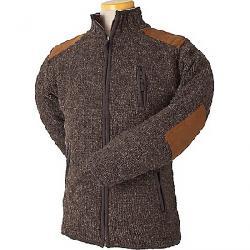 Laundromat Men's Oxford Fleece Lined Sweater Bark
