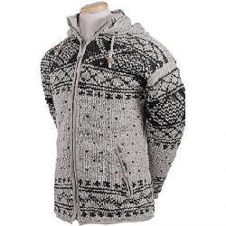 Laundromat Men's Zurich Fleece Lined Sweater Light Natural
