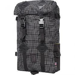 Topo Designs Klettersack Bag Black / White
