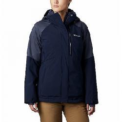 Columbia Women's Wildside Jacket Nocturnal / Dark Nocturnal Heather