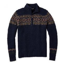 Smartwool Men's CHUP Hansker Half Zip Sweater Deep Navy Heather