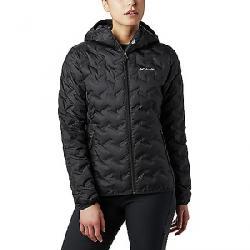 Columbia Women's Delta Ridge Down Hooded Jacket Black