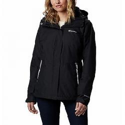 Columbia Women's Bugaboo II Fleece Interchange Jacket Black / White / Black