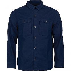 Barbour Men's Thermo Overshirt Navy