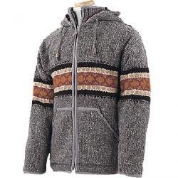 Laundromat Men's Wayne Fleece Lined Sweater Medium Natural