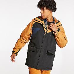 Timberland Men's Outdoor Archive Weatherbreaker Jacket Black / Wheat Boot