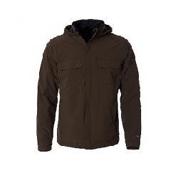 Royal Robbins Mens Borealis Reversible Jacket Dark Moss