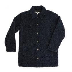 Roamers Men's Morze Sherpa Jacket Cool Navy