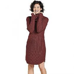 Toad & Co Women's Chelsea Turtleneck Dress Port