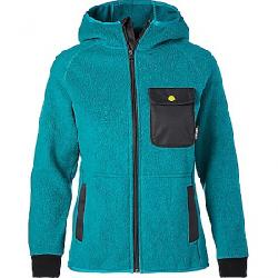 Cotopaxi Women's Cubre Hooded Full Zip Fleece Jacket Evergreen