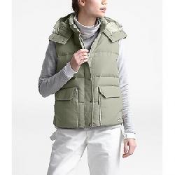 The North Face Women's Down Sierra Vest Dove Grey