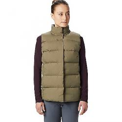 Mountain Hardwear Women's Glacial Storm Vest Light Army