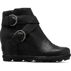 Sorel Women's Joan Of Arctic Wedge II Buckle Boot Black
