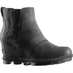 Sorel Women's Joan of Arctic Wedge II Chelsea Boot Black