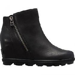 Sorel Women's Joan Of Arctic Wedge II Zip Boot Black
