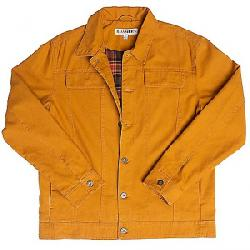 Roamers Men's Flannel Lined Seawall Trucker Jacket Dijon