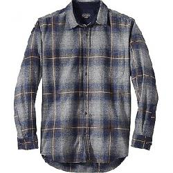 Pendleton Men's Lodge Shirt Grey/Navy/Brown Ombre