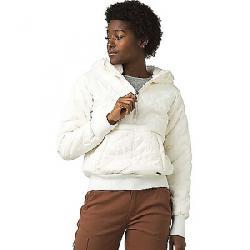 Prana Women's Esla Half Zip Pullover Bone